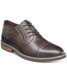 Men's Overland Cap-Toe Oxfords