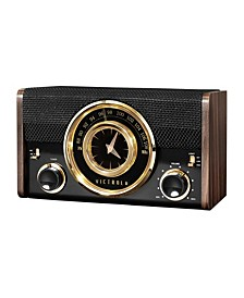 Bluetooth Analog Clock Radio