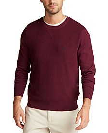 Men's Navtech Solid Sweater