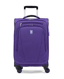 """Atlantic® Infinity® Lite 4 21"""" Expandable Spinner Suitcase"""