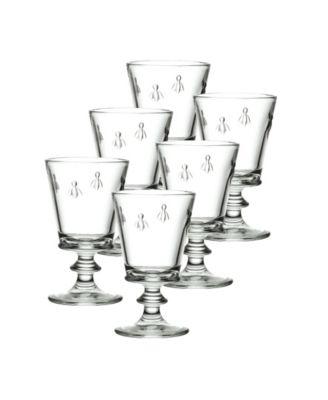 La Rochere Napoleon Bee Water Glasses, Set of 6