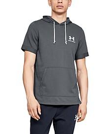 Men's Sportstyle Terry Short Sleeve Hoodie