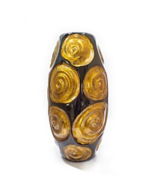 """Tinsley Collection 14"""" Lacquered Table Vase"""