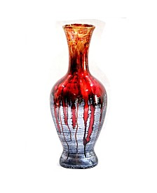 """Mary Collection 20"""" Ceramic Vase"""