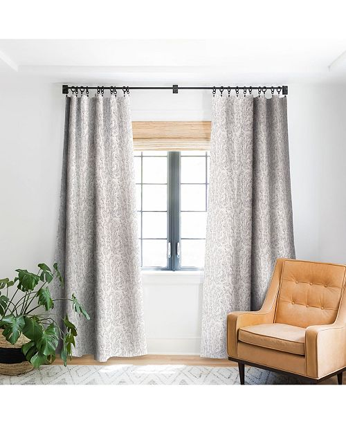 Deny Designs Holli Zollinger Poppy Curtain