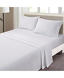 Indulgence Solid Microfiber Sheet Collection