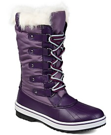 Journee Collection Women's Frost Winter Boots