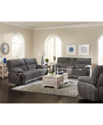 Caldwell Manual Motion Reclining Loveseat