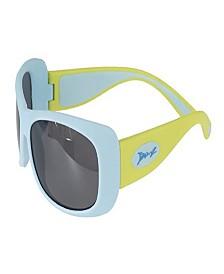 Banz Little Boys and Girls Flexible Frames Sunglasses
