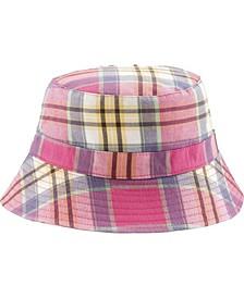 Bubzee Big Girls Toggle Sun Hat
