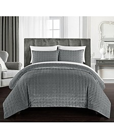 Chyna 3-Pc. Queen Comforter Set
