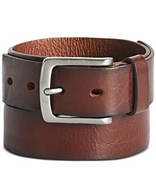 Men's Better Brown Leather Belt
