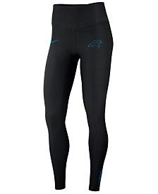 Nike Women's Carolina Panthers Core Power Tights