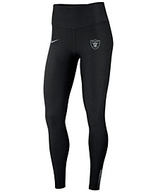 Women's Oakland Raiders Core Power Tights