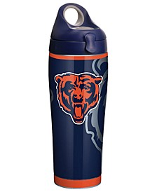 Chicago Bears 24oz Rush Stainless Steel Tumbler