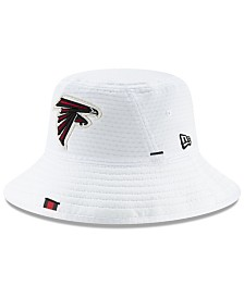 New Era Atlanta Falcons Training Bucket Hat