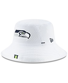 New Era Seattle Seahawks Training Bucket Hat