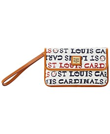 Dooney & Bourke St. Louis Cardinals Milly Wristlet
