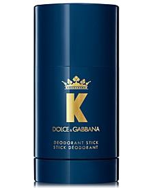 DOLCE&GABBANA K by Dolce&Gabbana Deodorant Stick, 2.6-oz.