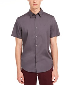 Calvin Klein Men's Button-Up Shirt