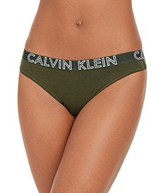 CK Ultimate Cotton Thong QD3636
