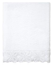 Linden Lace Bath Towel