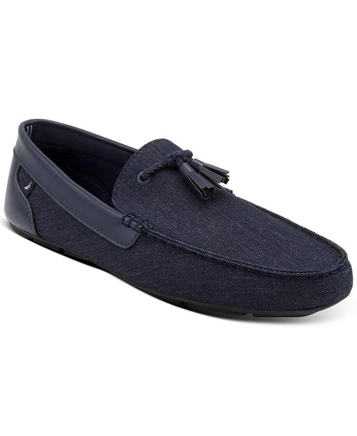 Nautica - Men's Driving Moc-Toe Loafers