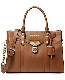 Nouveau Hamilton Large Leather Satchel