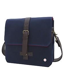 Token Waxed Carroll Shoulder Bag
