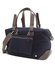 Lafayette Wool Medium Duffel Bag
