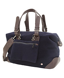 Token Lafayette Wool Medium Duffel Bag