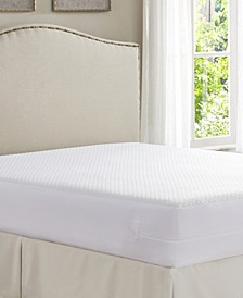 Comfort Top Queen Mattress Protector with Bed Bug Blocker