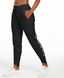 Calvin Klein Performance Logo Ankle Joggers