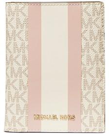 Michael Michael Kors Bedford Travel Passport Wallet
