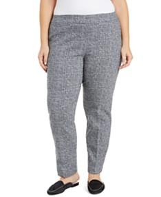 b21cafba71a72 Plaid Golf Pants - Macy's