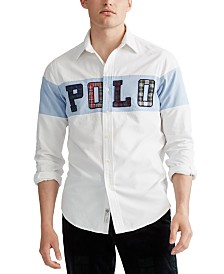 Polo Ralph Lauren Men's Classic Oxford Shirt