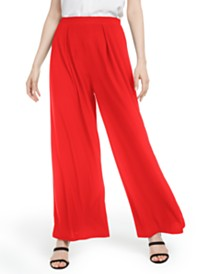 Bar III Wide-Leg Pants, Created for Macy's