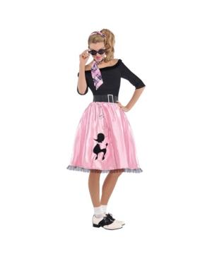 Sock Hop Sweetie 50'S Adult Women's Costume