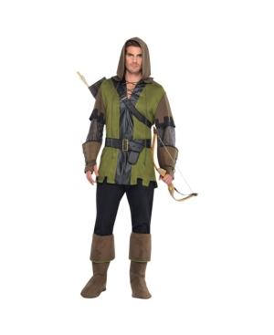 Prince Of Thieves Adult Men's Costume