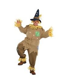 Amscan Mr. Scarecrow Adult Men's Costume - Plus Size