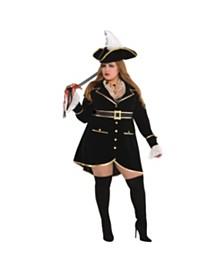 Amscan Treasure Vixen Adult Women's Costume - Plus Size