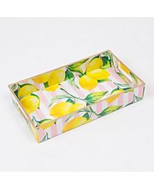 Lemon Utensil Tray