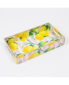8 Oak Lane Lemon Utensil Tray