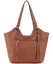 Sierra Leather Shopper