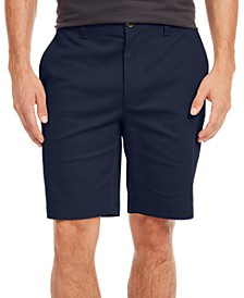 Men's Twill Stretch Shorts, Created for Macy's
