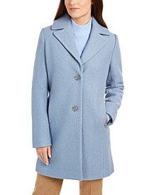 Two-Button Reefer Coat