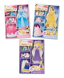 Disney Magnetic Dress Up Bundle 1