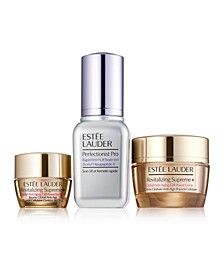 3-Pc. Smooth & Glow For Refined, Radiant-Looking Skin Set