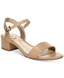 Women's Ibis Block-Heel Dress Sandals