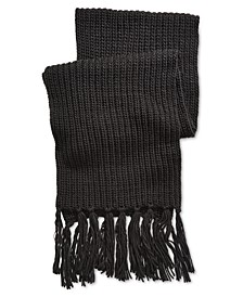 Men's Tassel Scarf